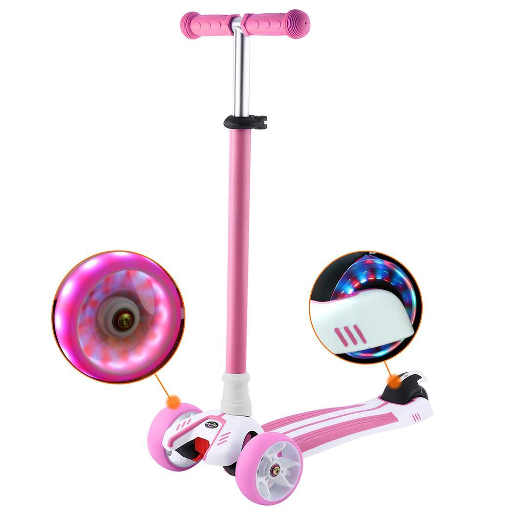 4 rad cityroller kinderroller scooter roller tretroller. Black Bedroom Furniture Sets. Home Design Ideas