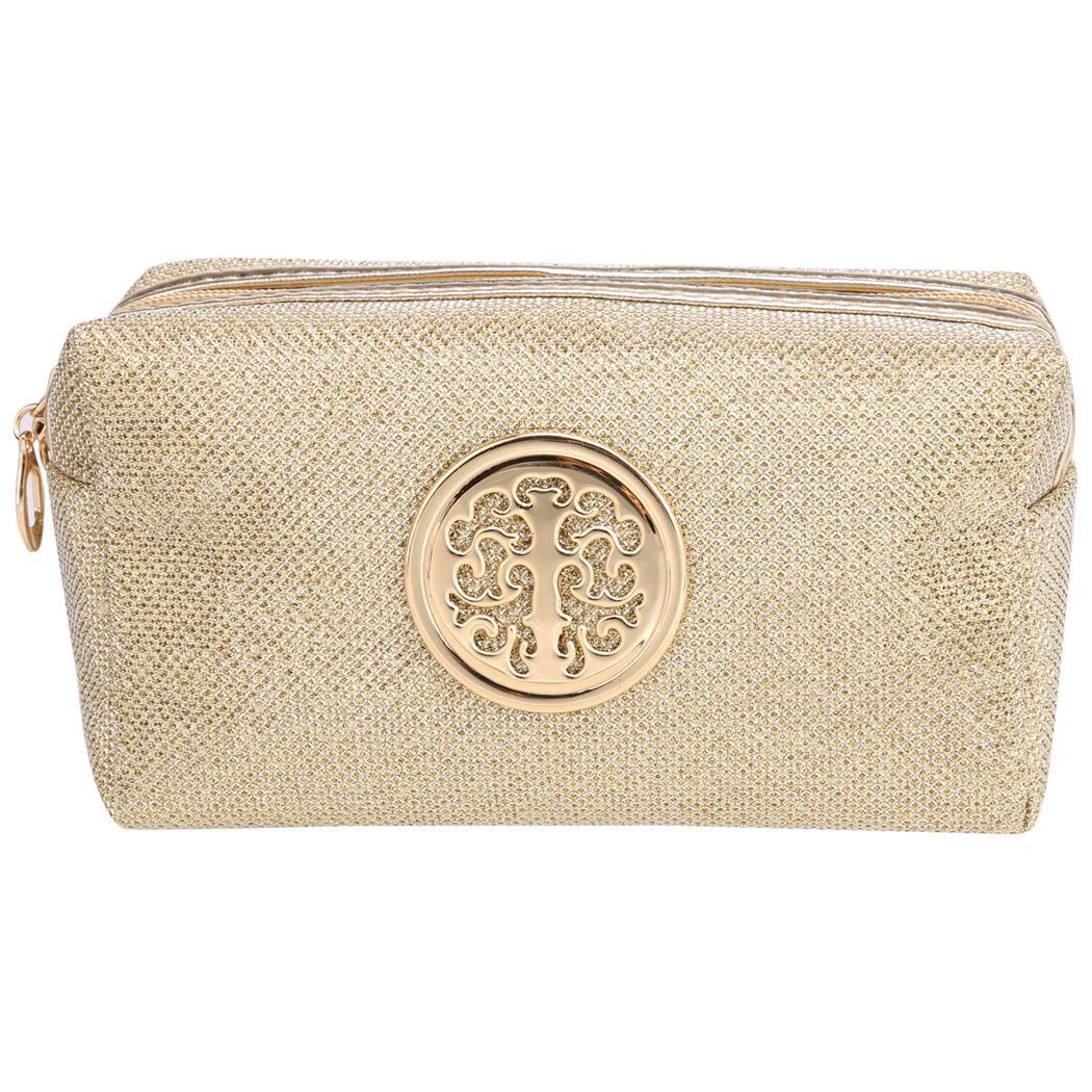 ba26ce8b248a Beauty Travel Cosmetic Bag Fashion Multifunction Makeup Pouch ...